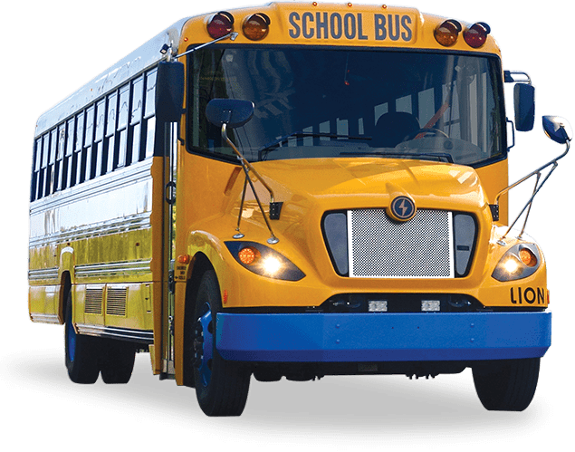 LionC - All-Electric, Zero-Emission EV School Buses | Lion Electric